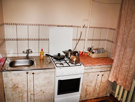 1-комнатная квартира посуточно в Львове. Железнодорожный район, ул. Выговского, 3а. Фото 1