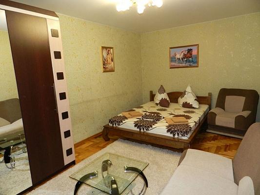 1-комнатная квартира посуточно в Запорожье. Жовтневый район, ул. Почтовая (Горького), 169. Фото 1