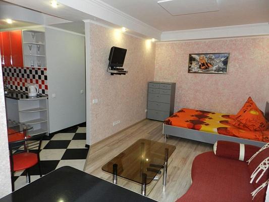 1-комнатная квартира посуточно в Запорожье. Орджоникидзевский район, ул. Александра Матросова, 19. Фото 1