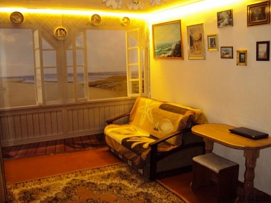 1-комнатная квартира посуточно в Кореизе. ул. Южная, 24. Фото 1