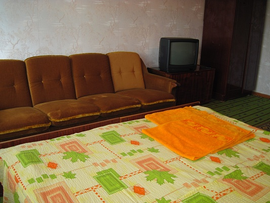 1-комнатная квартира посуточно в Умани. ул. Тыщика, 11. Фото 1