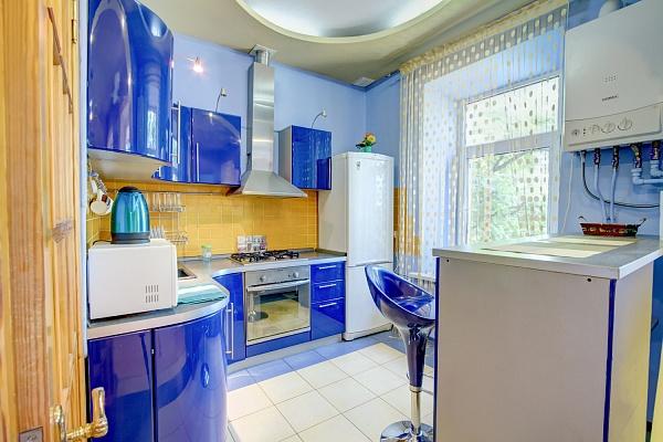 3-комнатная квартира посуточно в Одессе. Приморский район, пер. Чайковского, 14. Фото 1