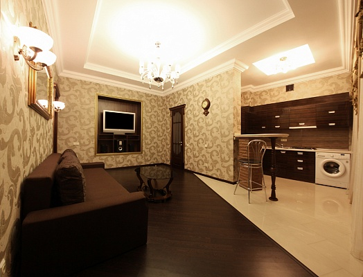 2-комнатная квартира посуточно в Одессе. Приморский район, ул. Греческая , 11. Фото 1