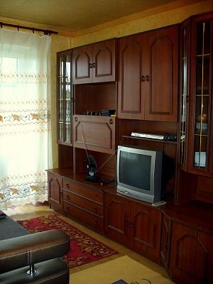 1-комнатная квартира посуточно в Горловке. ул. Свердлова, 1. Фото 1