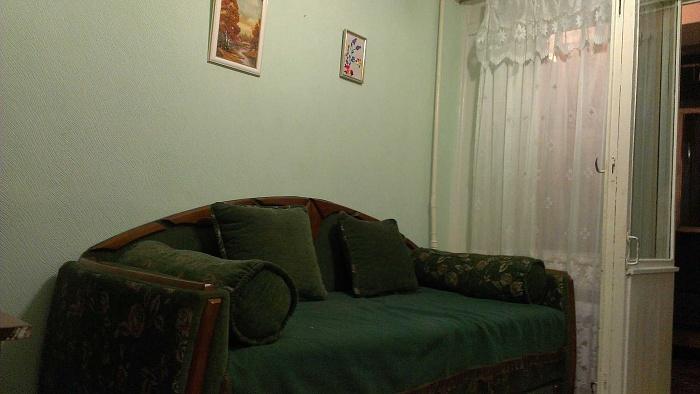 2-комнатная квартира посуточно в Феодосии. ул. Крымская, 82 А. Фото 1