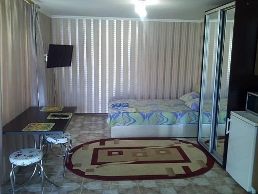 1-комнатная квартира посуточно в Симферополе. Центральный район, ул. Севастопольская, 47. Фото 1