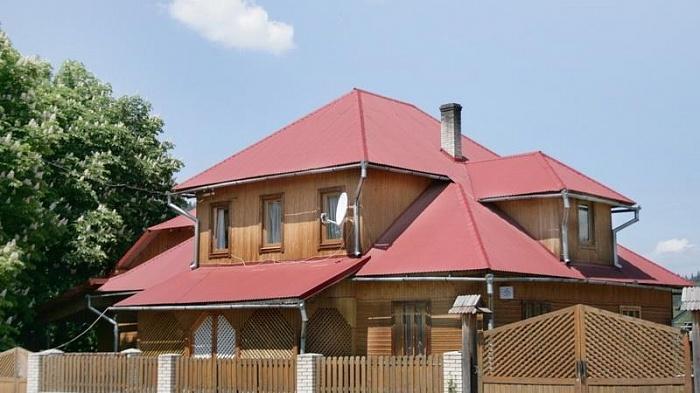 Мини-отель  посуточно в Микуличине. ул. Грушевского, 59. Фото 1