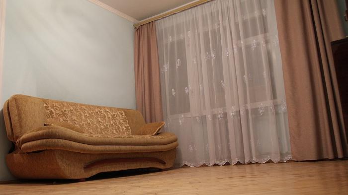 1-комнатная квартира посуточно в Львове. Зализнычный район, ул. Низинная, 4. Фото 1