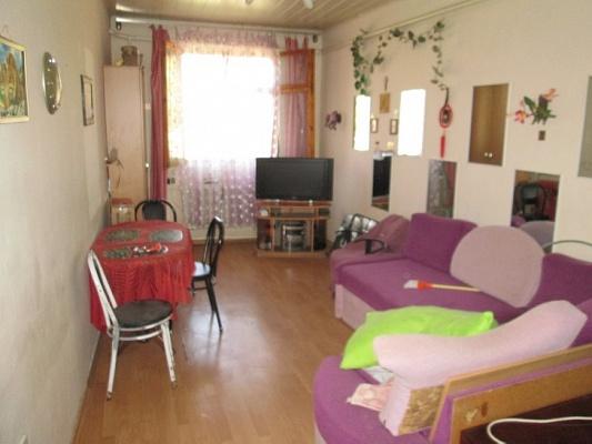 1-комнатная квартира посуточно в Евпатории. ул. Павлика Морозова, 11. Фото 1