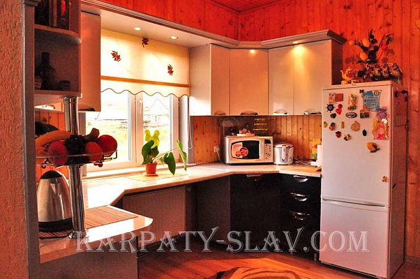 3-комнатная квартира посуточно в Славском. ул. Шептицкого, 5. Фото 1