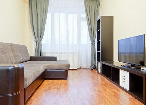 1-комнатная квартира посуточно в Харькове. Дзержинский район, пр-т Ленина, 32. Фото 1