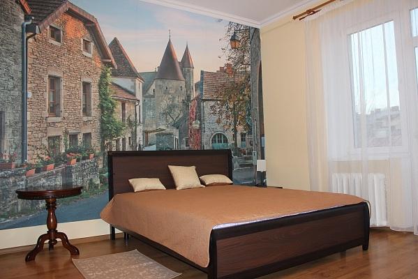 1-комнатная квартира посуточно в Львове. Галицкий район, ул. Дорошенка , 45. Фото 1