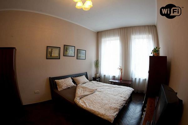 2-комнатная квартира посуточно в Львове. Зализнычный район, ул. Городоцкая, 82. Фото 1
