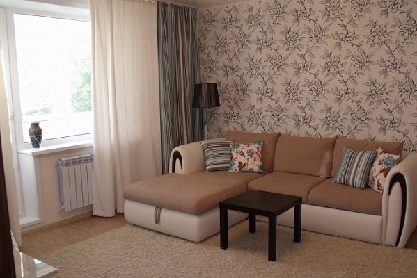 1-комнатная квартира посуточно в Житомире. ул. Московская, 27. Фото 1
