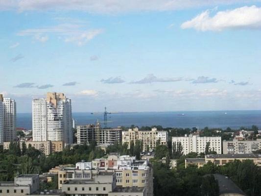 2-комнатная квартира посуточно в Одессе. Приморский район, Фонтанская дорога, 7. Фото 1