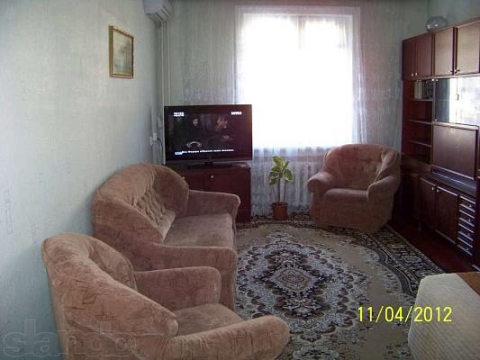 1-комнатная квартира посуточно в Севастополе. Ленинский район, ул. Новороссийская, 14. Фото 1