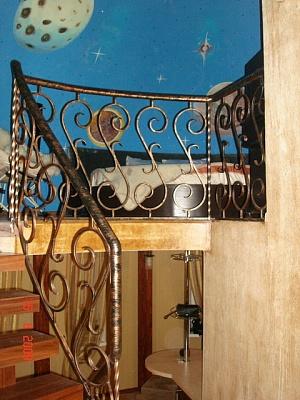 2-комнатная квартира посуточно в Одессе. Малиновский район, ул. Палубная, 12. Фото 1