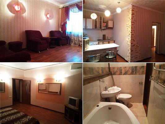 2-комнатная квартира посуточно в Алчевске. ул. Ленинградская , 42. Фото 1