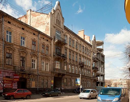 2-комнатная квартира посуточно в Львове. Галицкий район, ул. Кулиша, 45. Фото 1