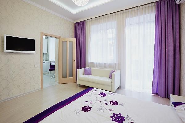 1-комнатная квартира посуточно в Львове. Галицкий район, ул. Насыпная, 9. Фото 1