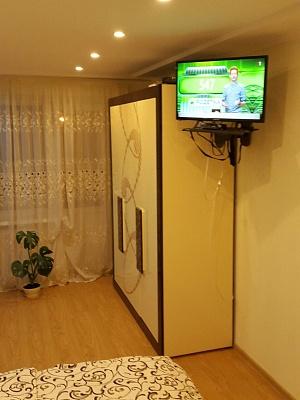 1-комнатная квартира посуточно в Тернополе. ул. Руська, 3. Фото 1