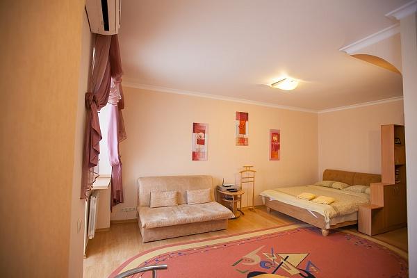 1-комнатная квартира посуточно в Полтаве. Киевский район, ул. Красноармейская, 2а. Фото 1