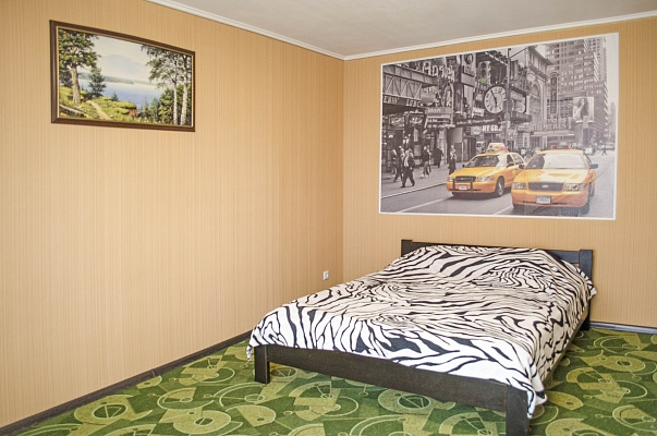 1-комнатная квартира посуточно в Борисполе. ул. Красноармейская, 5. Фото 1