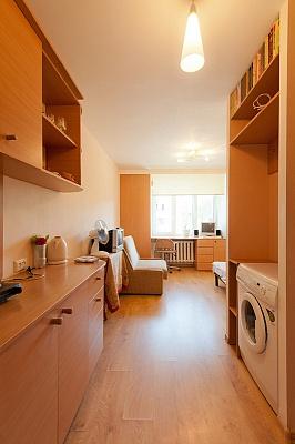 1-комнатная квартира посуточно в Киеве. Днепровский район, ул. Пожарского, 13. Фото 1