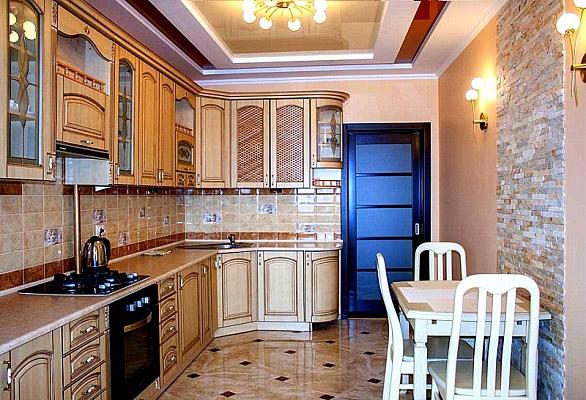 3-комнатная квартира посуточно в Трускавце. ул. Соломии Крушельницкой, 8. Фото 1