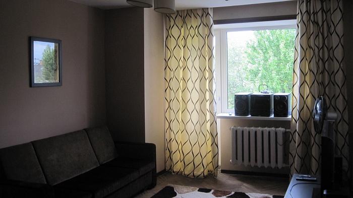 2-комнатная квартира посуточно в Львове. Лычаковский район, ул. Ольги Басараб, 11а. Фото 1