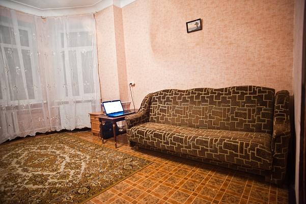 2-комнатная квартира посуточно в Мариуполе. ул. Артема, 35. Фото 1