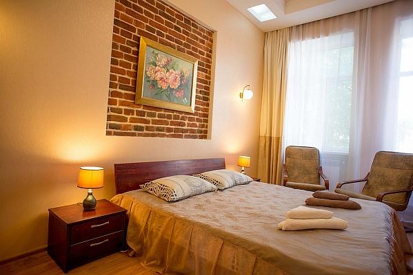 1-комнатная квартира посуточно в Львове. Галицкий район, ул. Котлярская, 16. Фото 1