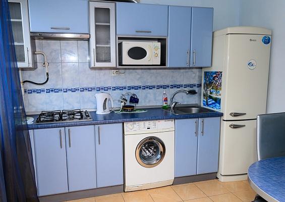 1-комнатная квартира посуточно в Сумах. Заречный район, ул. Харьковская, 58. Фото 1