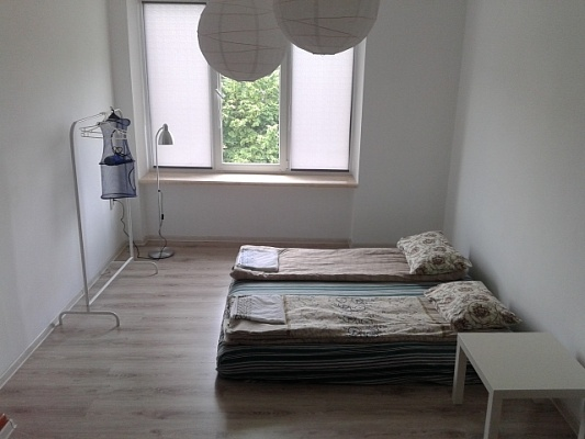 2-комнатная квартира посуточно в Львове. Франковский район, ул. Антоновича, 62а. Фото 1