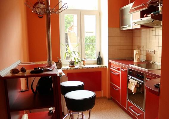 1-комнатная квартира посуточно в Львове. Галицкий район, ул. Озаркевича, 12. Фото 1