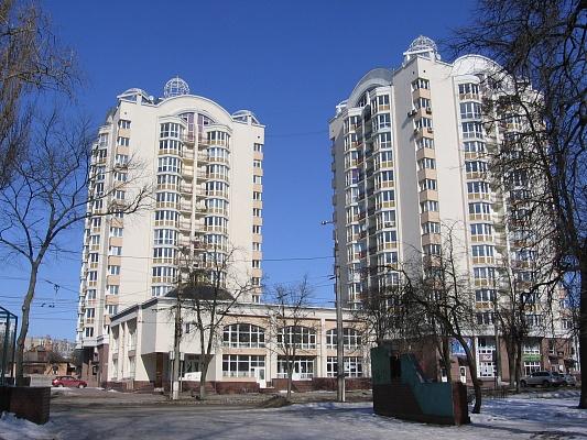 1-комнатная квартира посуточно в Чернигове. Деснянский район, ул. Шевченко, 44. Фото 1