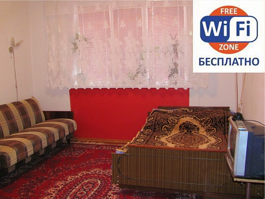 1-комнатная квартира посуточно в Луцке. ул. Коперника , 15. Фото 1