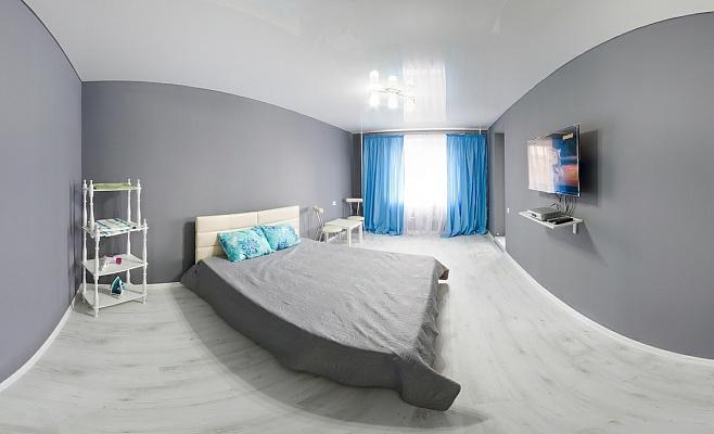 1-комнатная квартира посуточно в Харькове. Дзержинский район, ул. Культуры, 16а. Фото 1