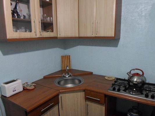 1-комнатная квартира посуточно в Днепропетровске. Октябрьский район, ул. Караваева, 24. Фото 1