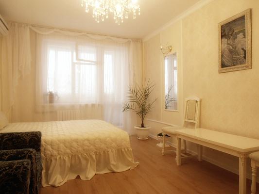 1-комнатная квартира посуточно в Севастополе. Гагаринский район, ул. Степаняна, 11. Фото 1