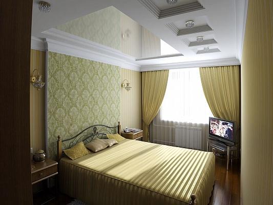 1-комнатная квартира посуточно в Никополе. ул. Трубников, 20. Фото 1