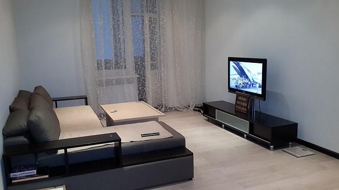 3-комнатная квартира посуточно в Одессе. Приморский район, ул. Солнечная, 1Б. Фото 1