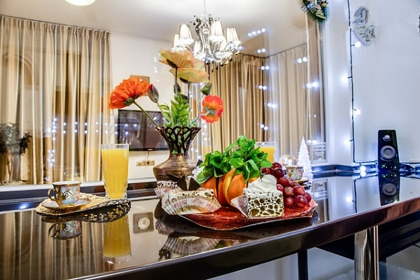 1-комнатная квартира посуточно в Севастополе. Ленинский район, ул. Маяковского, 6. Фото 1