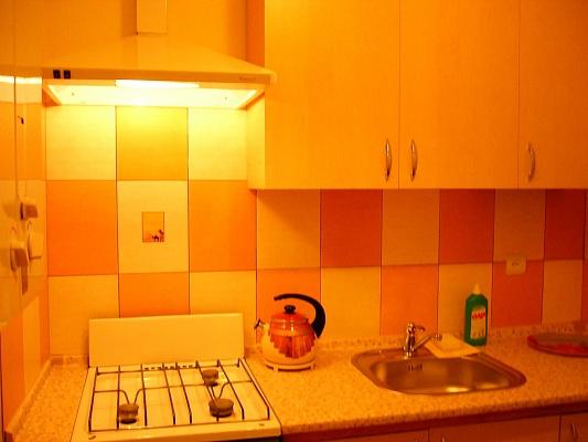 1-комнатная квартира посуточно в Виннице. Ленинский район, ул. Хмельницкое шоссе, 73. Фото 1