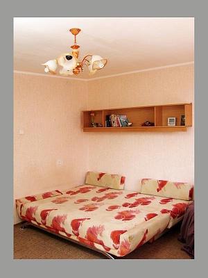 1-комнатная квартира посуточно в Харькове. Дзержинский район, ул. Ляпунова, 7. Фото 1