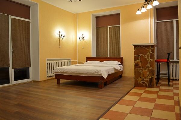 1-комнатная квартира посуточно в Киеве. Печерский район, ул. Анри Барбюса, 32. Фото 1