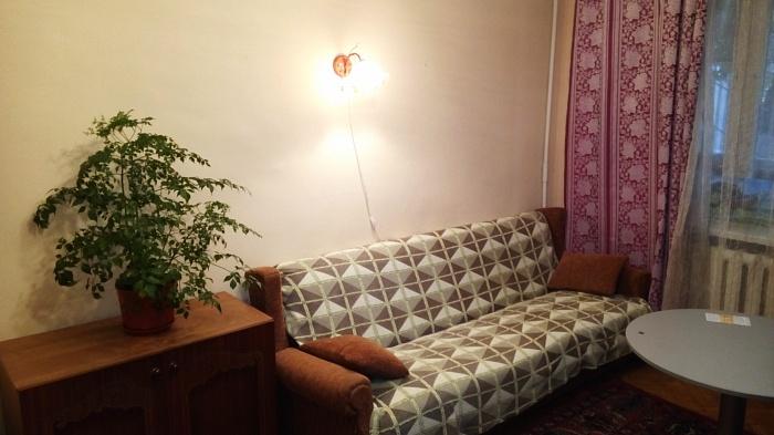 1-комнатная квартира посуточно в Киеве. Шевченковский район, б-р Шевченка, 38. Фото 1