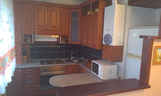 3-комнатная квартира посуточно в Житомире. Шелушкова, 79. Фото 1