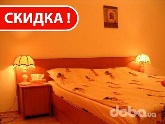 1-комнатная квартира посуточно в Днепропетровске. Красногвардейский район, ул. Рабочая, 8. Фото 1