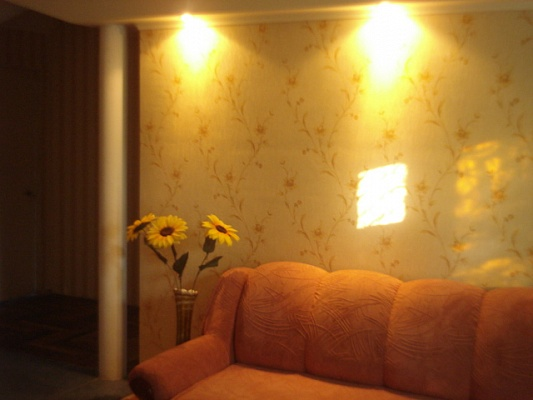 2-комнатная квартира посуточно в Запорожье. Хортицкий район, пр-т Советский, 31. Фото 1